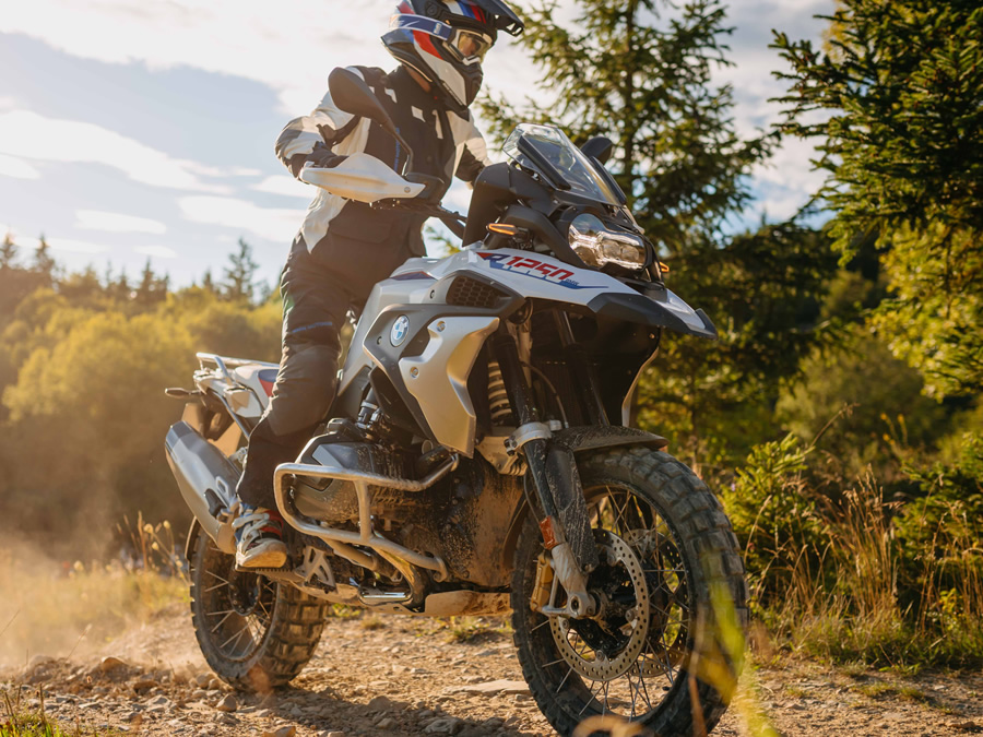 BMW Motorcycles Adventure