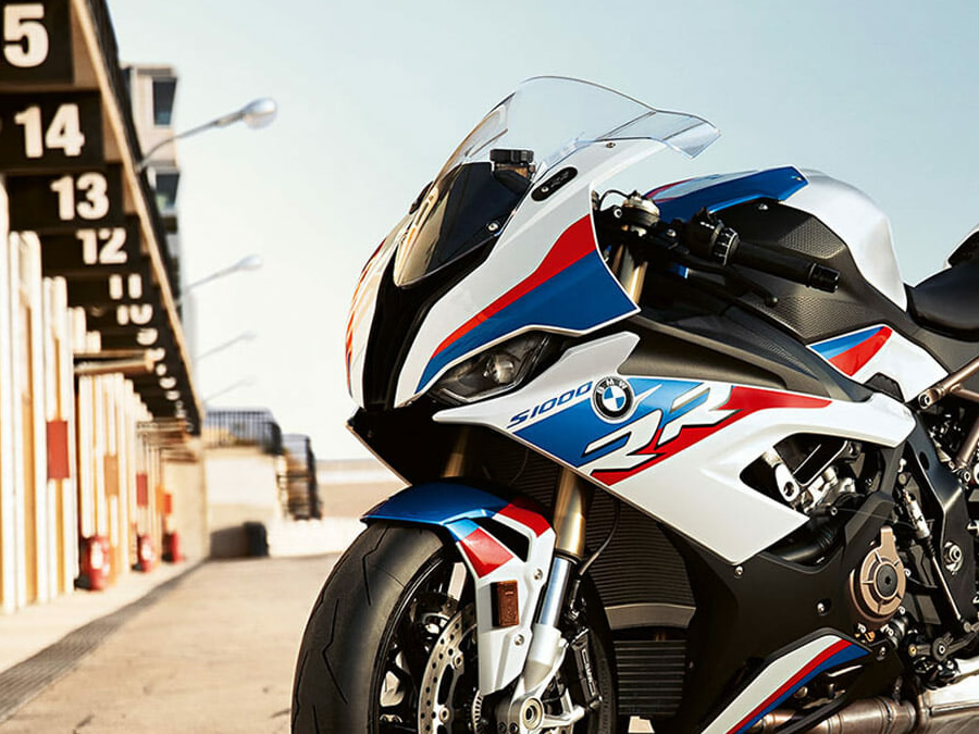 BMW Motorcycles Sport