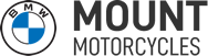 Mount Motorcycles BMW Logo